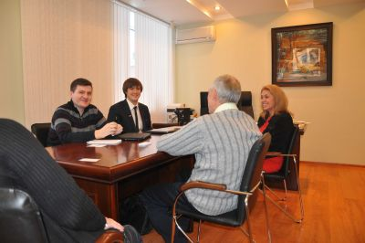 Discussion between C3D Labs and Institute of Cybernetics of Tomsk Polytechnic University