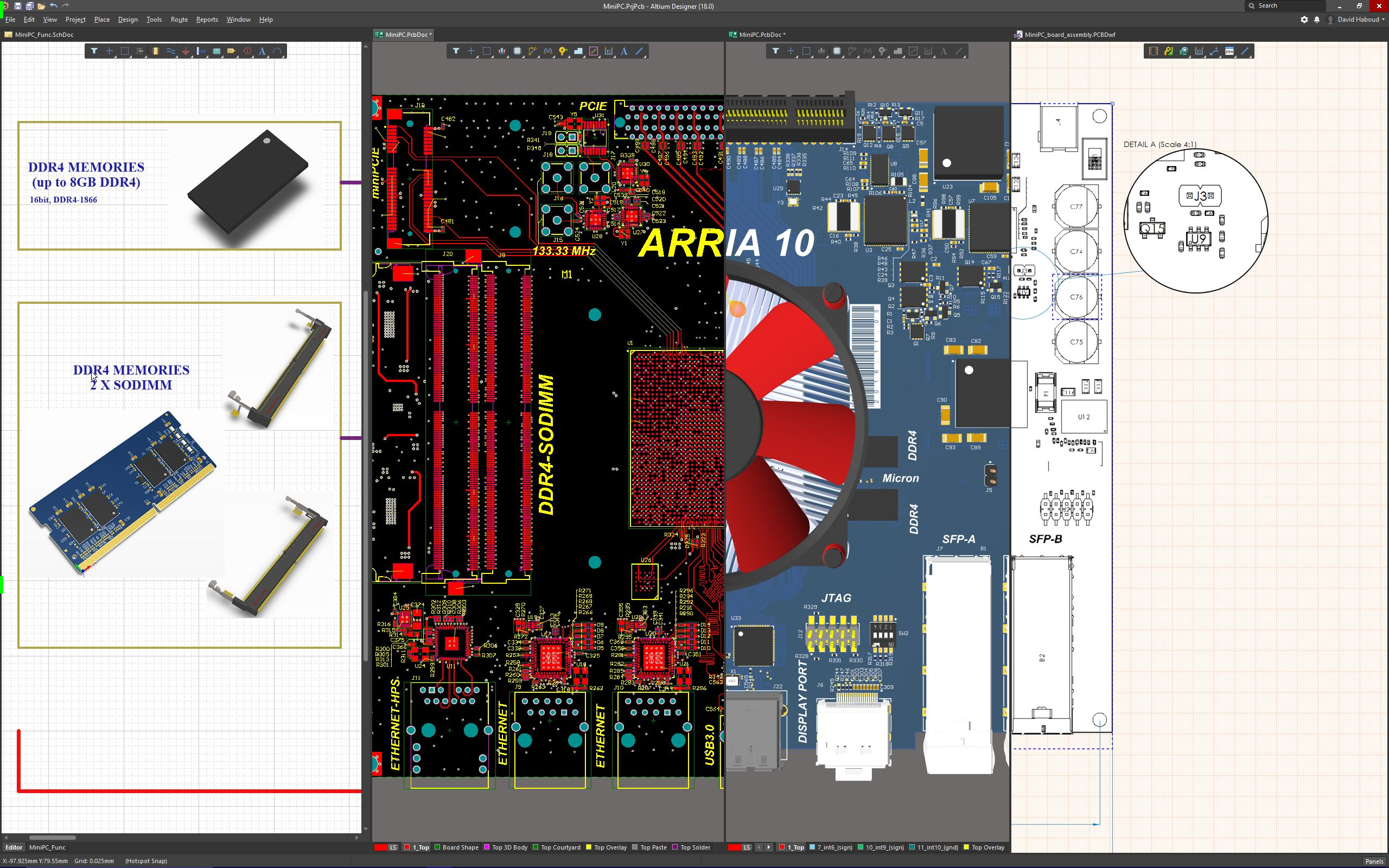 Altium To Implement C3d Modeler In Pcb Software New Application Of Picture Make A 3d Printed Circuit Board That Works Design And Manufacturing Process By