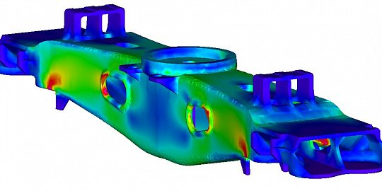 How C3D Toolkit Incorporates Geometric Modeling Specific to CAE