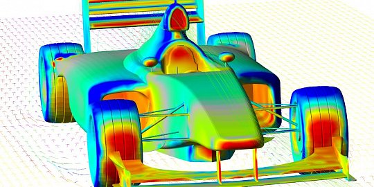 TESIS Chooses C3D Labs for 3D CFD Visualization. C3D Vision optimized to support visualization needs of computational fluid dynamics